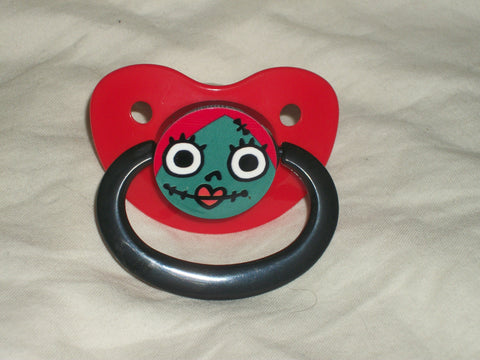 Skull Movie Pacifier JACK  CP941