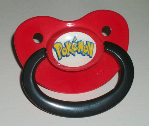 Video Game Poke pacifier CP28