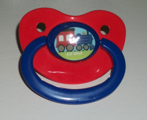 Lil One Train  Lifestyle pacifier cp285