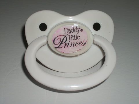 Daddy's Little Princess Lifestyle pacifier cp293
