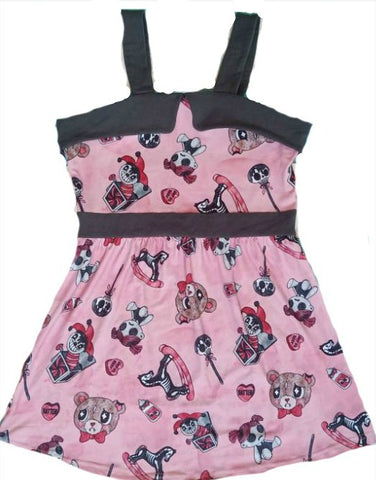 Dress Discontinued Misfit of Toys Dress * New Size Chart Clearance