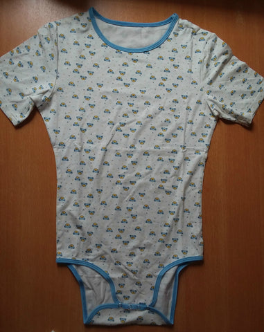 Teddy Bear Onesie MO100