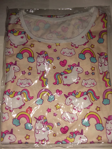 Rainbows & Unicorn Onesie These Run very small