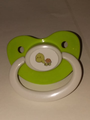Turtle Pacifier #1 cp1518