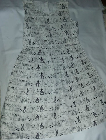 LIL BUNNY DRESS DISCONTINUED Plus Size ** Stock is limited Clearance
