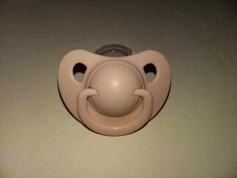 Pacifier Adult Sized Silicone Pacifier/Dummy Style #2 CLEARANCE