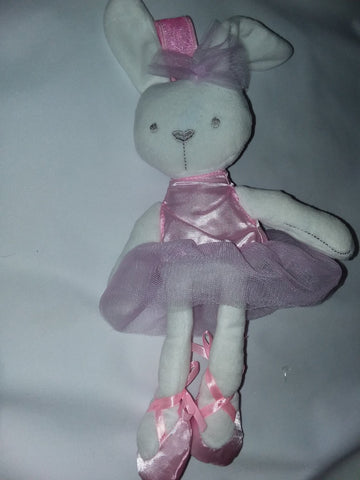 Bunny 1Pcs Binkie Buddy Soother Pacifier Clip SPC154 L binkie buddies