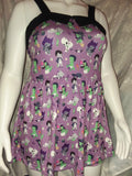 Tiny Terrors Purple Dress