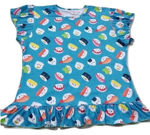 DISCONTINUED Baby Doll LIL SUSHI BABY Baby Doll Shirt CLEARANCE