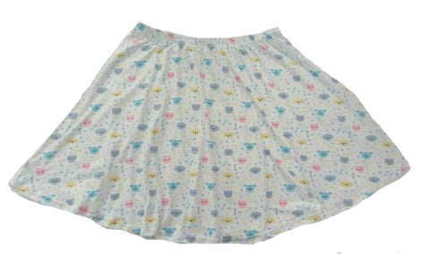 DISCONTINUED Kitty & Puppy Skaters Skirt Clearance xs & s only