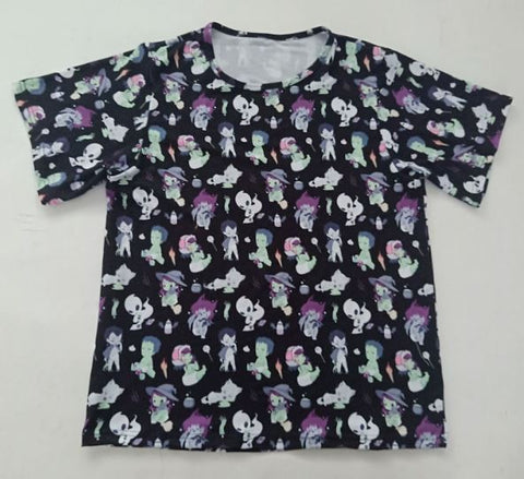 DISCONTINUED Diaper Shirt TINY TERRORS DESIGNED BY KEROKEROKOUHAI CLEARANCE