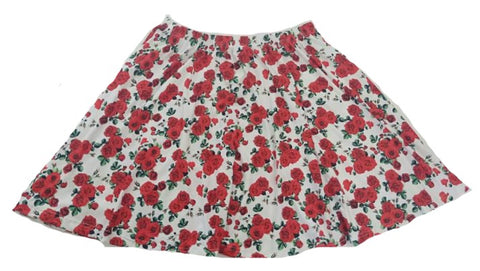 DISCONTINUED Vintage Floral Skaters Skirt CLEARANCE