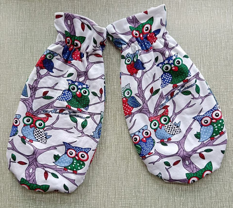 Mittens Discontinued Lil Owl Mittens CM112 Clearance
