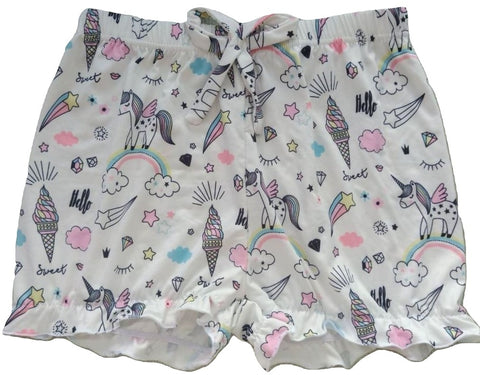 DISCONTINUED MAGICAL UNICORN Bloomer Shorts Clearance