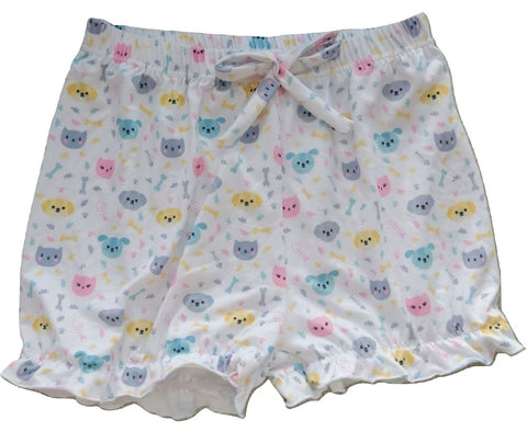 DISCONTINUED KITTY & PUPPY Bloomer Shorts Clearance