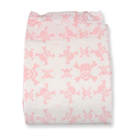 1 REARZ Pink Rebel ABDL Adult Diaper