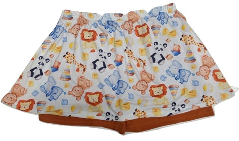 PLAY TIME Skort Skirt Shorts