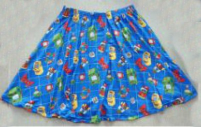 DISCONTINUED Ultra Puppy Arcade Gamer Skirt Clearance