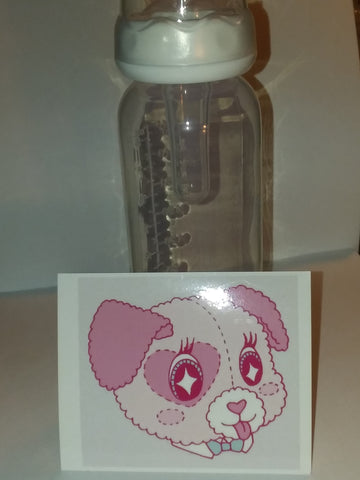 LIL CRITTERS 9OZ BABY BOTTLE DESIGNED BY KOUHAI KITTEN