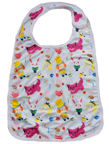 Lil Tea Party Matching Bib Designed by cyan.red