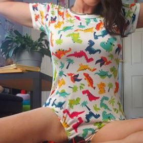 New LIL DINOSAURS Onesie Clearance