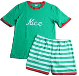DISCONTINUED Nice Or Naughty Mix & Matching Top Shirt