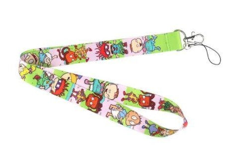 90'S CARTOON RUG*** Babies BADGE HOLDERS - LANYARDS