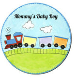 ABDL MOMMY'S BABY BOY Lifestyle Boutique GLASS Pendant Necklace