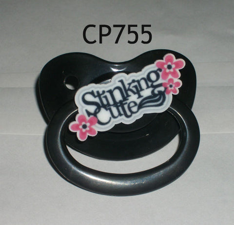 Pacifier CP755 STINKING CUTE