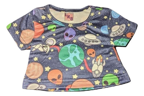 Lost in Space Stuffy Matching Shirt DESIGNED BY @LITTLEPASTELALIEN