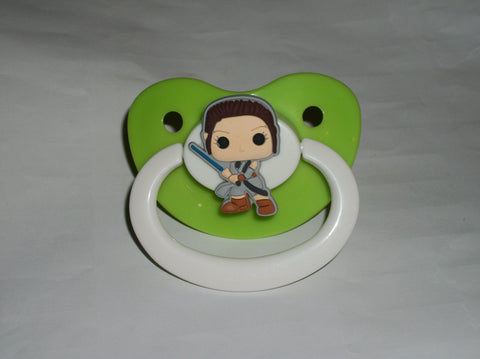 Space Movie CUSTOM PACIFIER CP1258