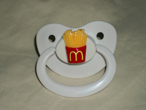 Shop Food pacifier CP212 FRENCH FRIES