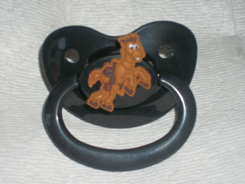 Toy Movie Horse Pacifier CP399