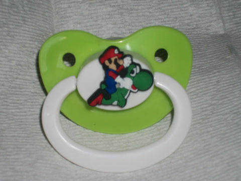 Video Game M pacifier cp1217
