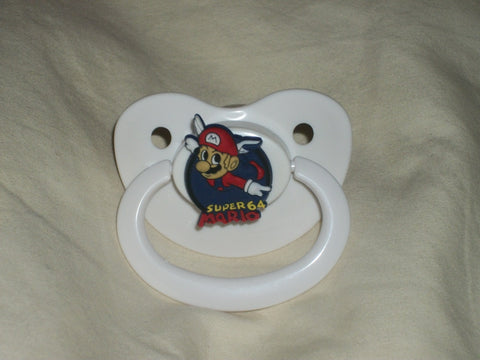 Video Game M pacifier cp1215