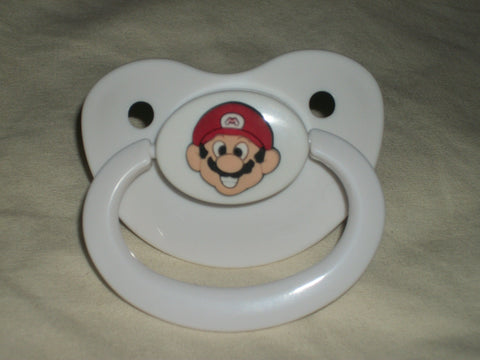 Video Game M pacifier cp1214