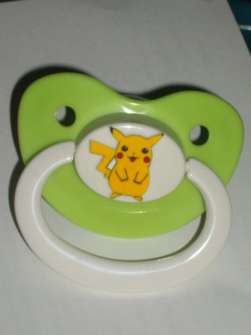 Video Game Poke pacifier CP583