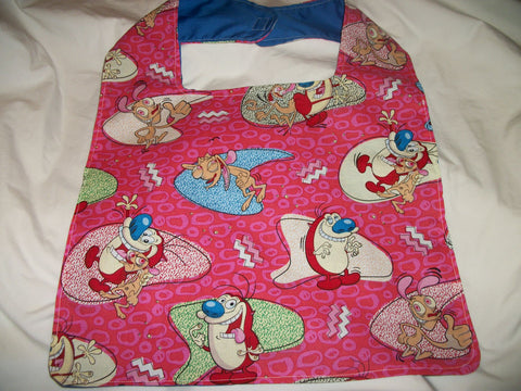 "90's Cartoon R & S Bib AB421 12""X14"" Clearance"