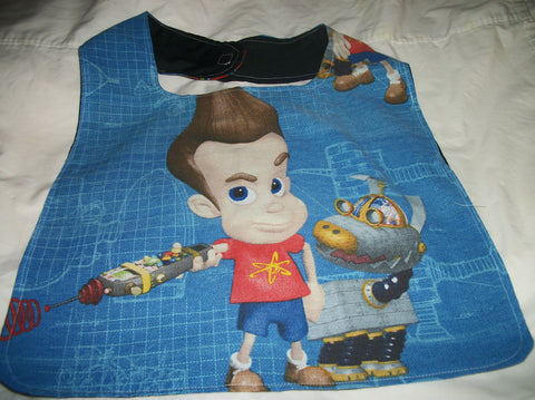 "2000's Cartoon Jimmy N Bib AB446 12""X14"" Clearance"