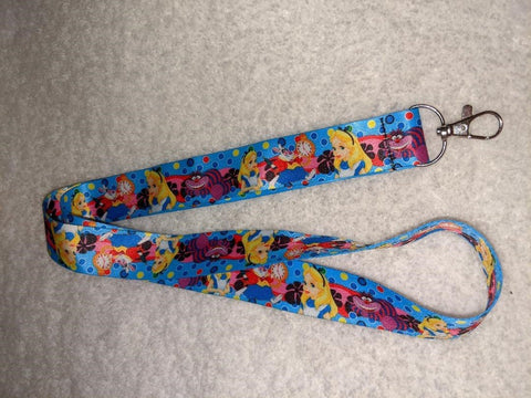 ALICE MOVIE badge holders - LANYARDS