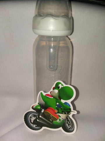Video Game M 9OZ BABY BOTTLE WITH ADULT TEAT BB1022