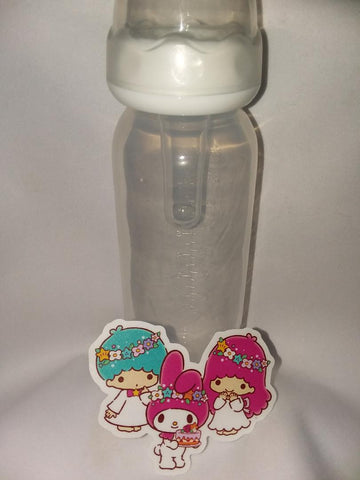 Lil Baby Star 9OZ BABY BOTTLE WITH ADULT TEAT BB1055