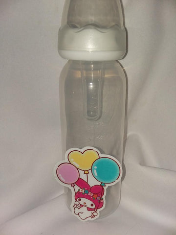 Lil Baby Star 9OZ BABY BOTTLE WITH ADULT TEAT BB1062