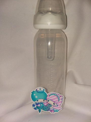 Lil Baby Star 9OZ BABY BOTTLE WITH ADULT TEAT BB1063
