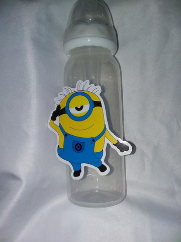 Yellow Guy Movie 9oz Baby Bottle with ADULT Teat BB1549