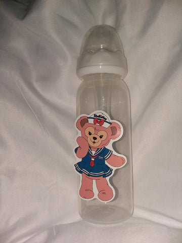 Bear 9oz Baby Bottle with ADULT Teat BB1667