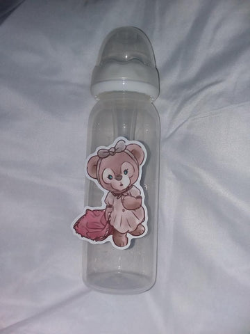 Bear 9oz Baby Bottle with ADULT Teat BB1696
