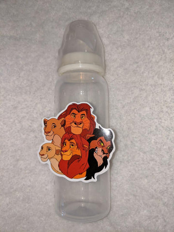 Lion Movie 9OZ BABY BOTTLE WITH ADULT TEAT BB2362