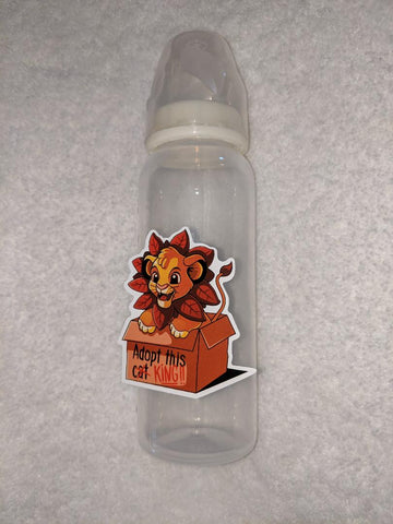 Lion Movie 9OZ BABY BOTTLE WITH ADULT TEAT BB2368