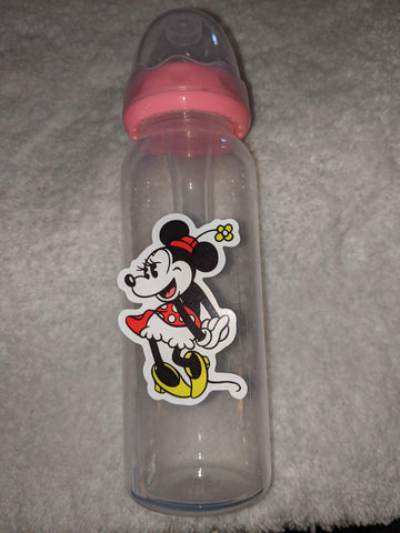 Mouse 9oz Baby Bottle with ADULT Teat BB2443